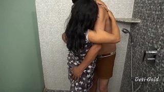 Indian college girl nude and Hard Fucking in Bathroom