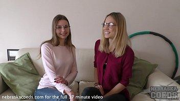 Lesbian Coeds Video