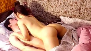 Sexy Indian couple sex at home with bf big Cock