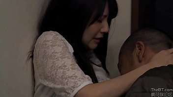 Beautiful Japanese wife fucking video with her husband friend