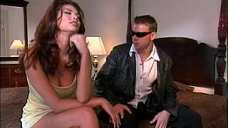 Tera Patrick suck and fuck with a blind man